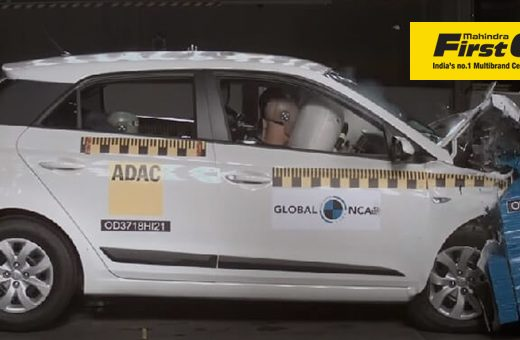 Hyundai Elite i20 manufactured in India gets 3-star Global NCAP crash rating