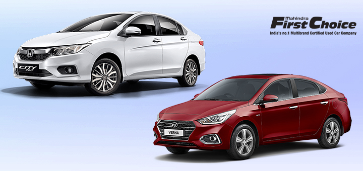 Honda City vs Hyundai Verna