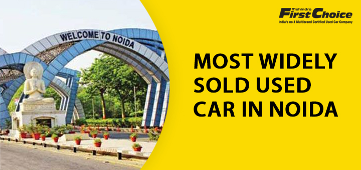 Used Car in Noida