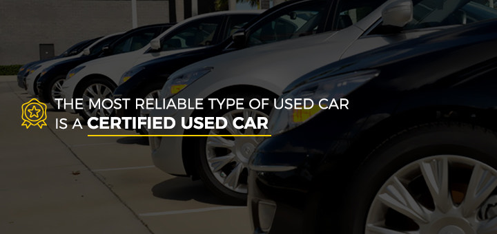 Certified used cars on warranty